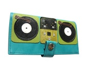 Ones and Twos ) Pocketbook Slash Checkbook Wallet