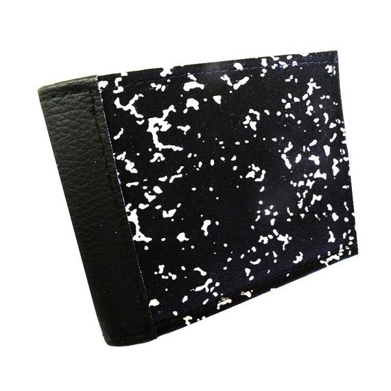 Composition ) Bifold Wallet