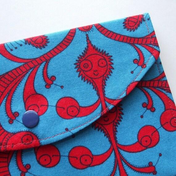Lg Snap Wallet - Germania - New Fabric