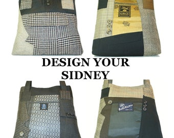 Sidney - Made To Order - Your choice of colors