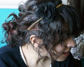Pretty in Punk chain headband