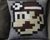 Dr. Mario pillow
