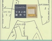 LISETTE DRESS MAKING Book - Japanese Dress Pattern Book