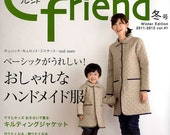 COTTON FRIEND 2011 WINTER - Japanese Craft Book