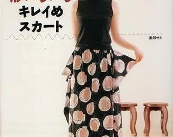 COMFORT WAIST BEAUTIFUL Skirts - Japanese Craft Book
