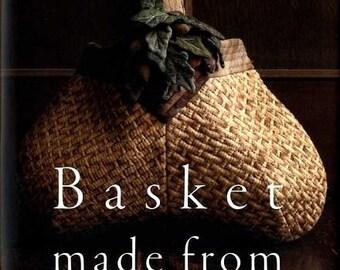 YOKO SAITO Basket Made from Cloth - Japanese Craft Book