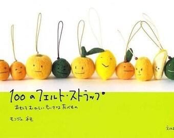 FIELTRO 100 correas - libro de arte fieltro japonés
