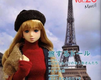 Dolly Dolly Vol 20 - Japanese Craft Book
