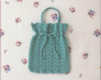 CROCHET BAGS - Japanese Craft Book