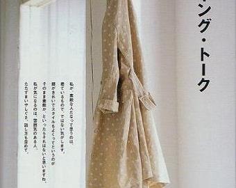 SEWING TALK - Japanese Dress Pattern Book