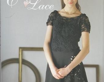 KAZEKOBO'S CROCHET Lace - Japanese Craft Book MM