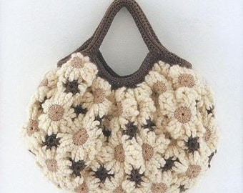 I Like Crochet Motifs and Goods - Japanese Craft Book MM