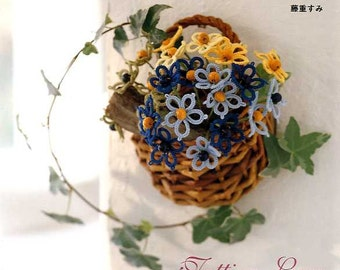 TATTING LACE - Japanese Craft Book