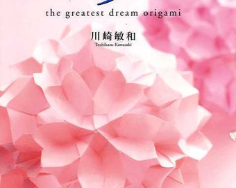 The Greatest Dream Origami - Japanese Craft Book MM