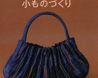 Kuroha Shizuko's Patchwork Bags and Goods - Japanese Craft Book MM