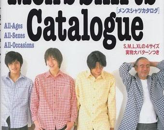 MEN'S SHIRTS CATALOGUE - Japanese Craft Book