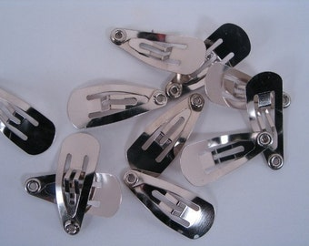 20mm Snap Clips for Baby, Infants, and Toddlers with fine Hair - 144 pieces
