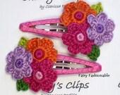 Fairy Fashionable Handmade Hair Clips