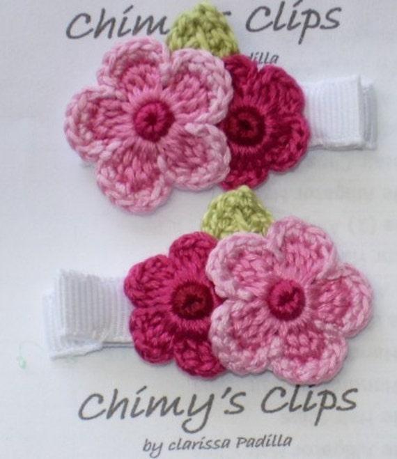 Items similar to set the table handmade alligator hair - Set de table crochet ...