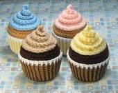 Cupcake - Amigurumi Pattern - PDF - Crochet - Instant Download
