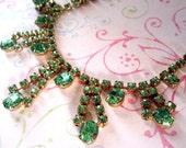 Vintage Alice Necklace