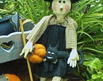 Primitive Witch Giselle E-Pattern