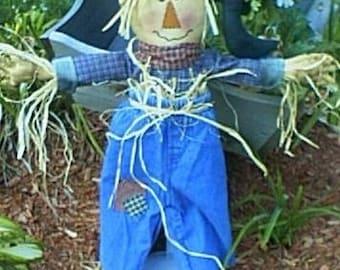 Zachary Scarecrow E-Pattern