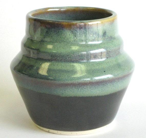 Step Vase - Ponderosa Glaze