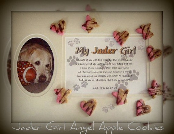 Jader Girls Angel Apple Cookies