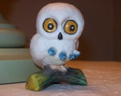 Little Owl Figurine RESERVED