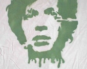 Beck Spray Painted Shirt