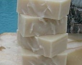 4 Big Bars Cold Process Soap Creamy Shea Butter Huge Bars Olive Oil  Shea Butter