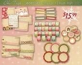 December DAILY album kit-6 sets