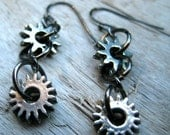 Series of Gears Earrings