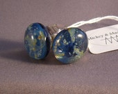 Borosilicate Cuff Links
