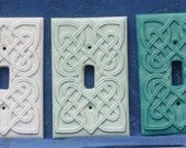 Celtic Knot Switch Plate