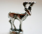 Dearest Deer Necklace -- on sale