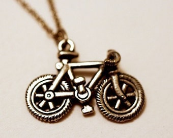 Freewheeling Necklace