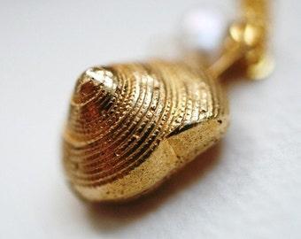 Golden Shores Necklace
