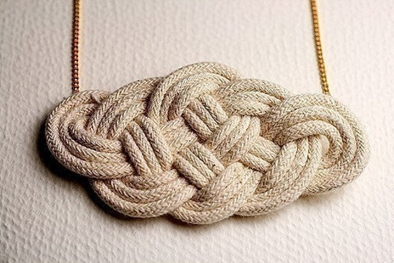 Infinity Knot Necklace - sale