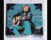 VAN MORRISON handcrafted CIGAR BOX made from a Vintage RECORD ALBUM COVER