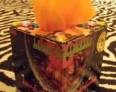 Iron Butterfly in-a-gadda-da-vida TISSUE BOX HOLDER Cool Stuff Made From Records