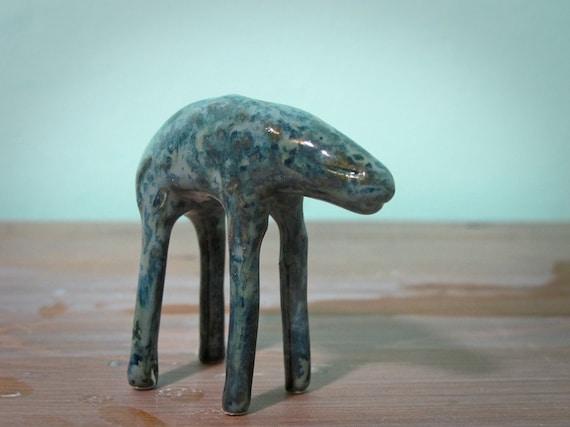 dream beast no. 2 -- clay creature