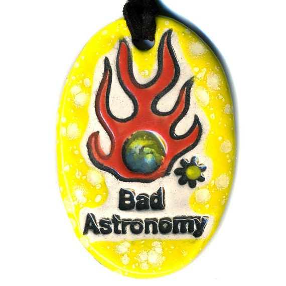 Bad Astronomy Gets Surly Cancer Drive Pendant 47