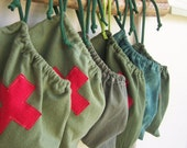 Six Pack POUCHES First Aid 6 wristlets