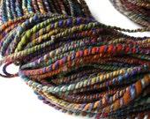 Caravan hand spun wool yarn