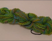 THE MUPPETS BAND - Handspun wool\/mohair blend yarn