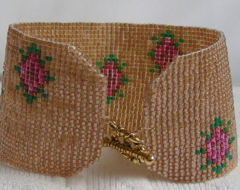 Flower Ramble bracelet