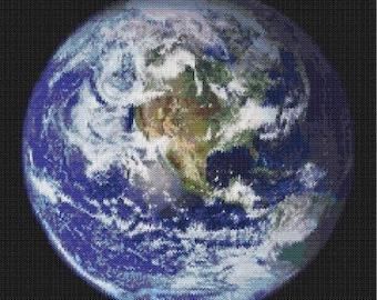 Good Earth, pattern for loom or peyote