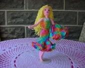 Gladys lady fashion doll